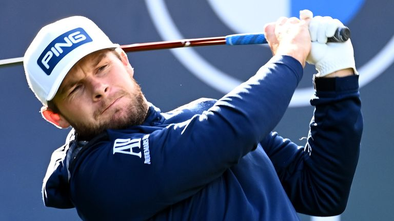 Hatton mixed six birdies with a sole bogey during the final day