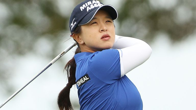 Sei Young Kim is a 10-time winner on the LPGA Tour