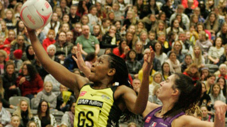 Joyce Mvula is also back as Thunder set their sights on the Superleague title