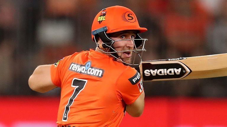 Lancashire's Liam Livingstone is one of a number of English players set to play in the Big Bash, with the batsman having re-signed for Perth Scorchers