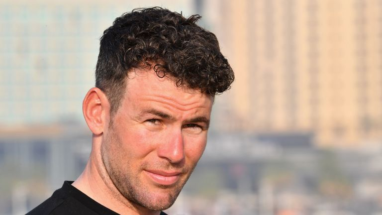 Cavendish has enjoyed an illustrious career on the track and road