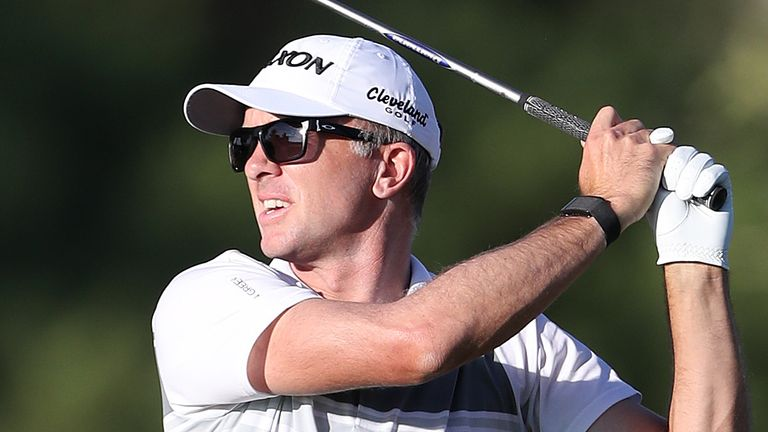 Martin Laird shares the 54-hole lead