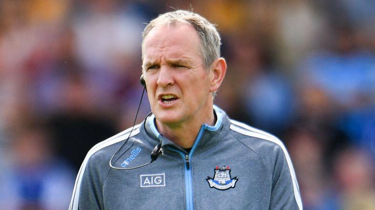 Mattie Kenny is looking to get Dublin hurling back moving on an upward trajectory