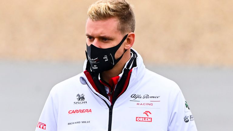 Mick Schumacher leads the F2 championship heading into the concluding Bahrain double-header