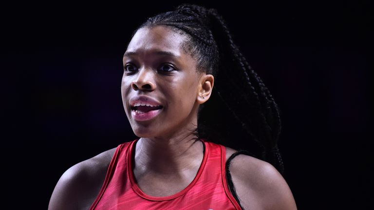 Eboni Usoro-Brown expects the Birmingham 2022 Games to provide a platform to help women's sport expand