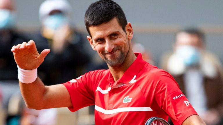 Novak Djokovic will not defend his Paris Masters title