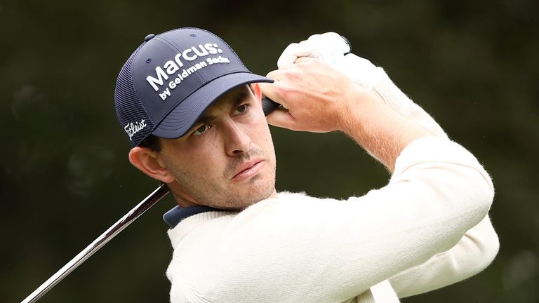 Cantlay closed with a nine-birdie 65