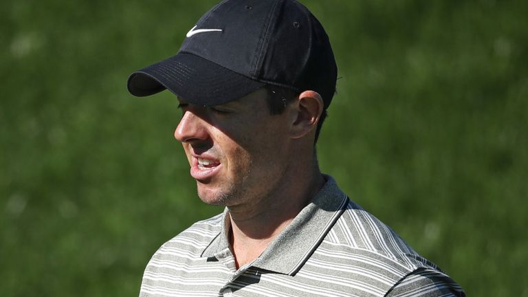 McIlroy can complete the career Grand Slam at Augusta next month