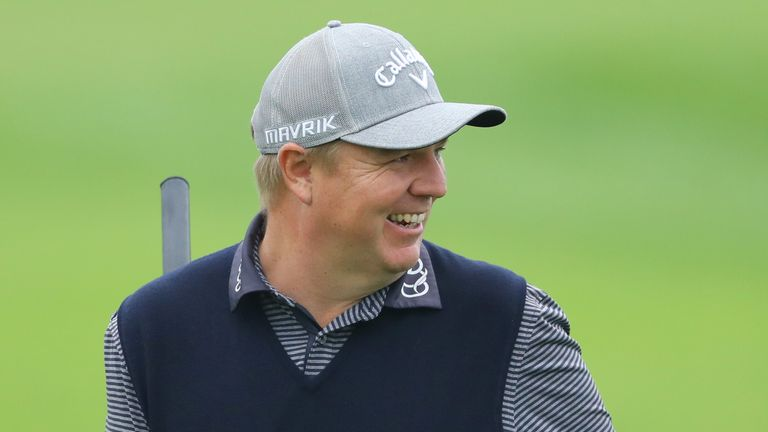 McGowan has not led after 54 holes for 11 years