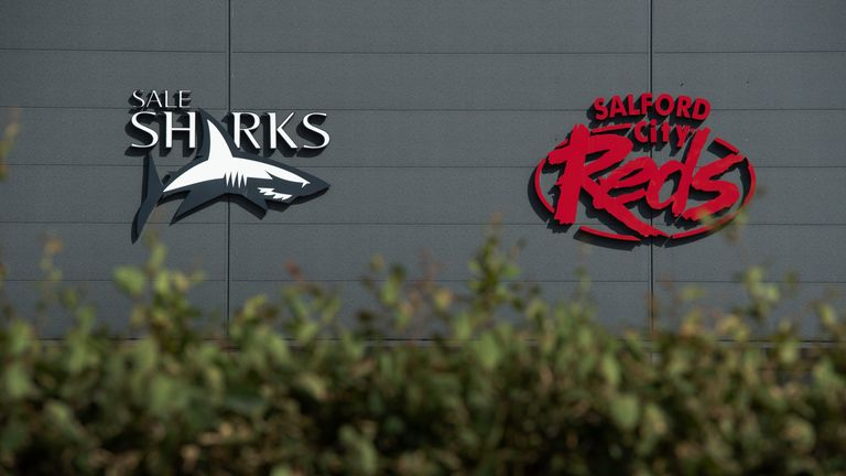 Sale Sharks' clash with Worcester Warriors on Sunday was postponed due to the Covid outbreak