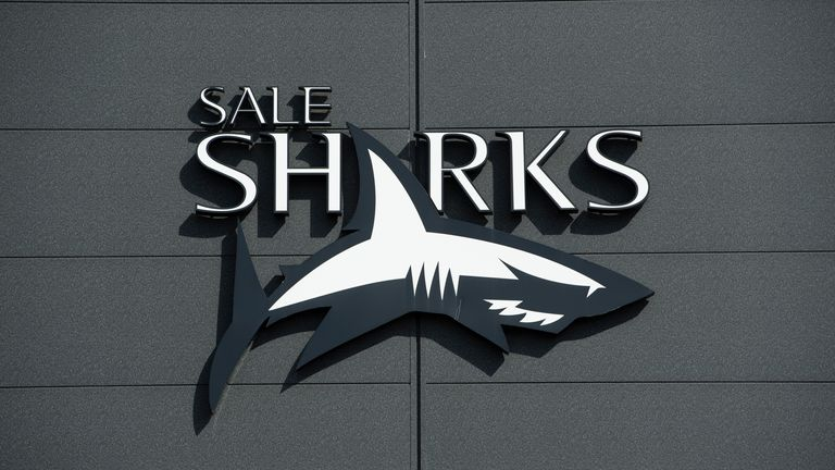 Sale Sharks returned 19 positive Covid-19 tests, 16 to players and three to staff