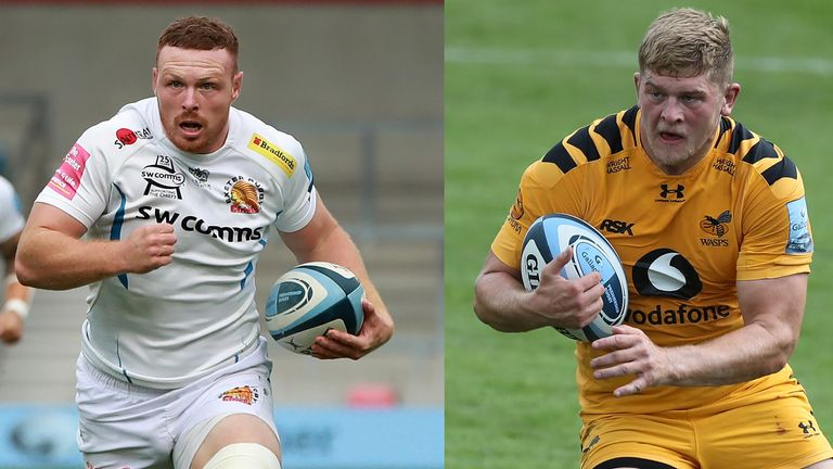 Exeter and Sam Simmonds face off against Wasps and Jack Willis in the Premiership final
