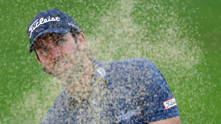 Jamieson sits eight strokes off the pace in Italy