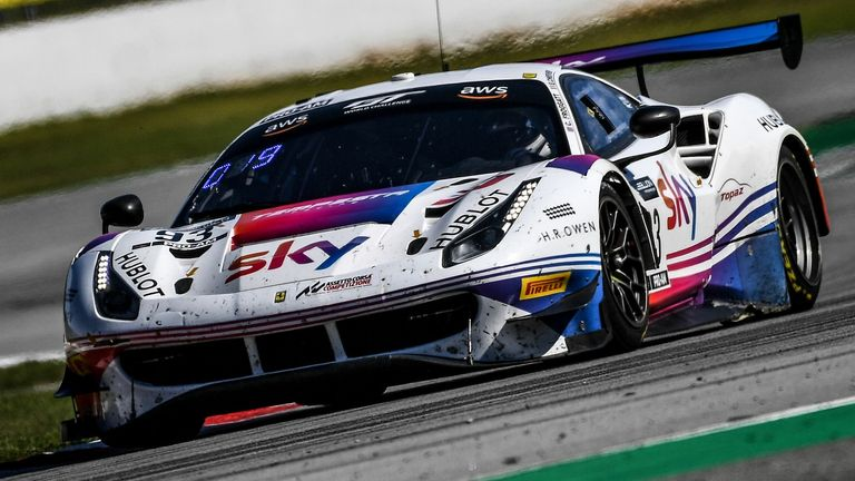 Fresh from title success in the Sprint Cup, Sky Tempesta Racing go in search of endurance glory in the Pro-Am class at Spa