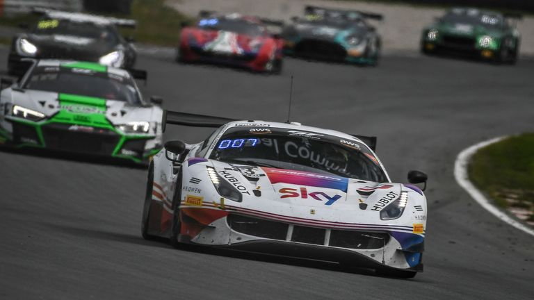 Sky Tempesta Racing's duo of Chris Froggatt and Eddie Cheever III have won seven of the eight races in the Sprint Cup this year