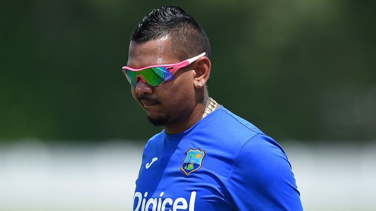 Narine has taken 390 Twenty20 wickets in his career