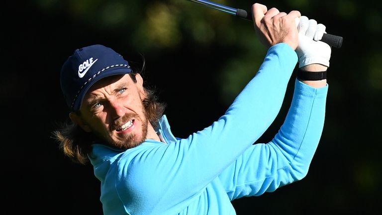 Tommy Fleetwood lost in a play-off at the Scottish Open last week