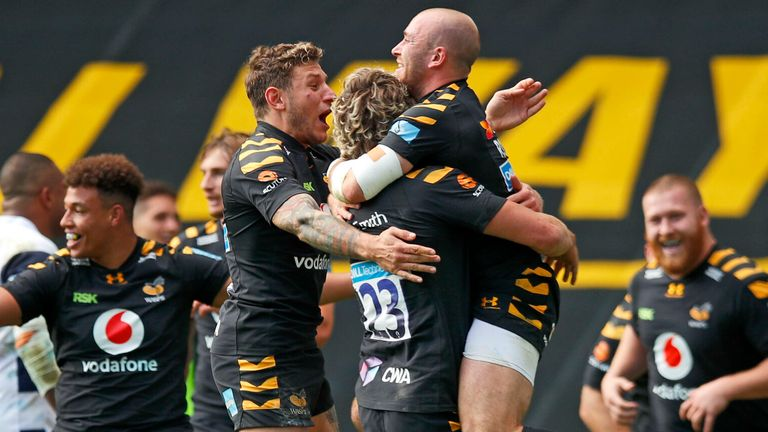 Since the restart, Wasps' form has been sensational, taking them to second in the Premiership