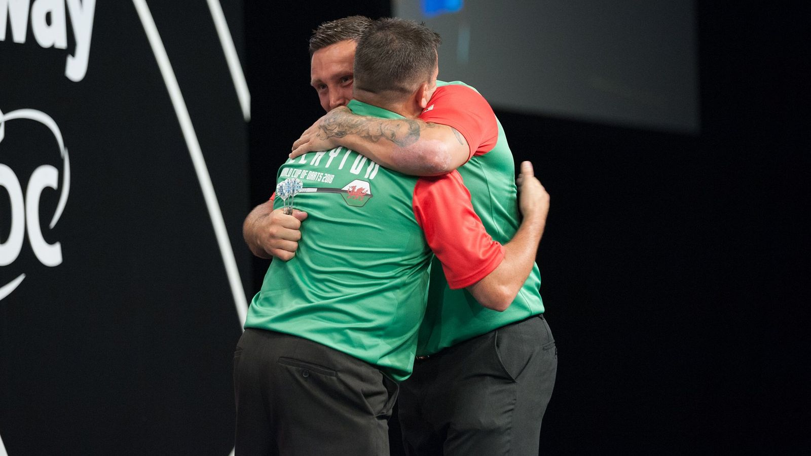 World Cup of Darts 2021: Wayne Mardle previews this year's tournament and whether anyone can stop Wales