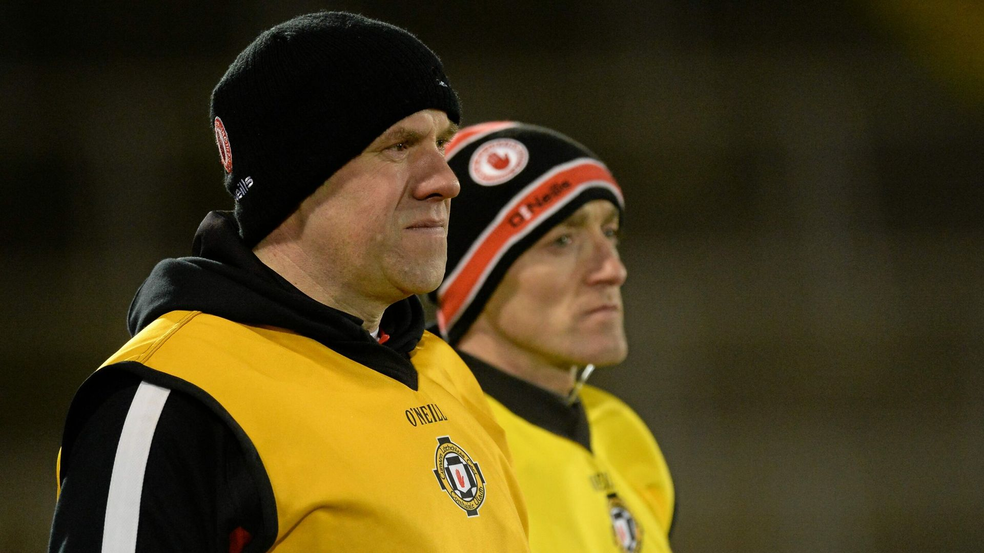 Tyrone announce Logan and Dooher as joint-managers - sky sports