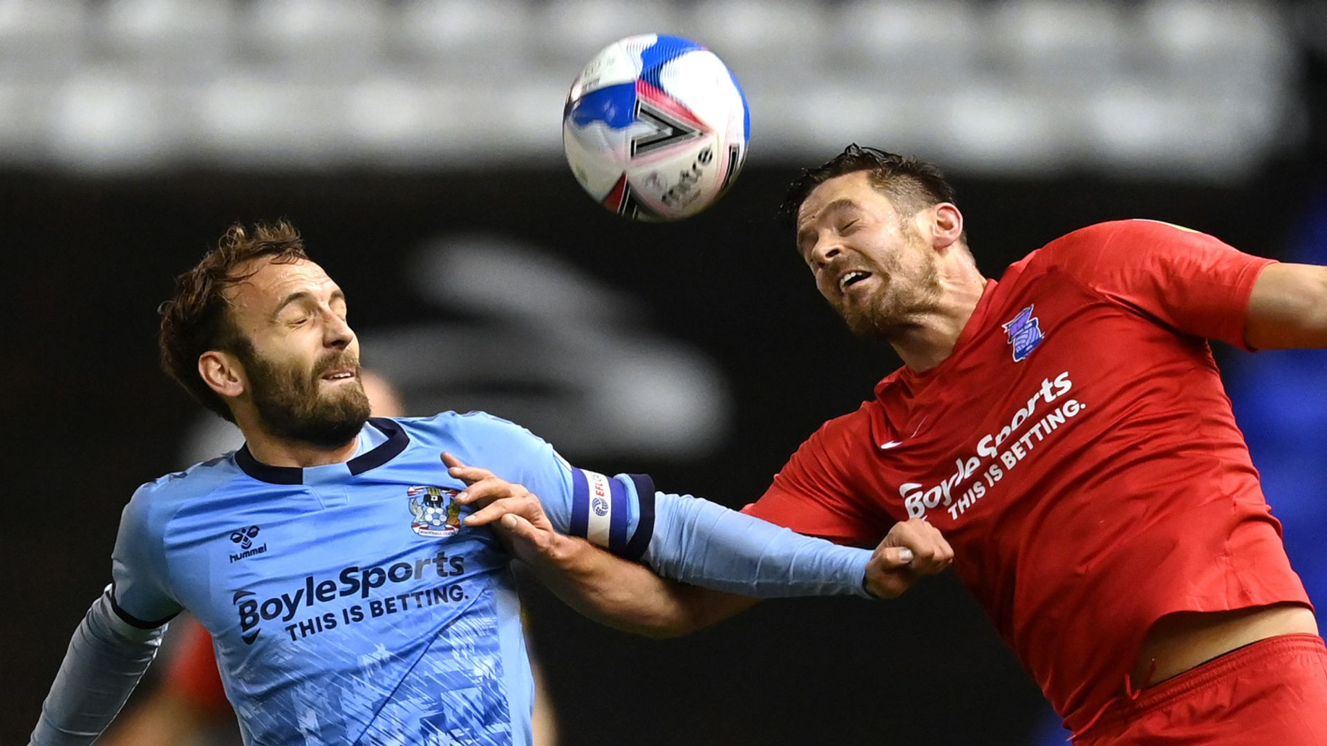 Coventry hold Birmingham at St Andrew's