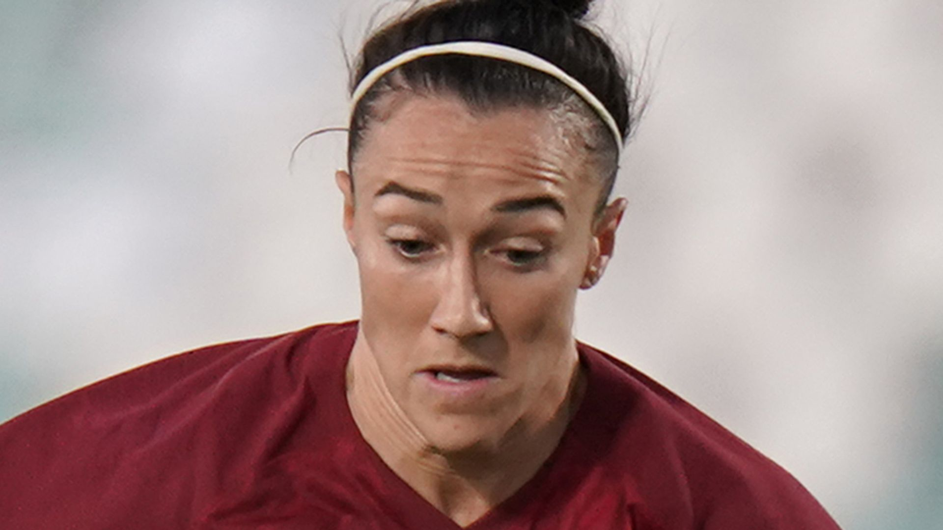 Lucy Bronze says she would 'love' to coach England in future