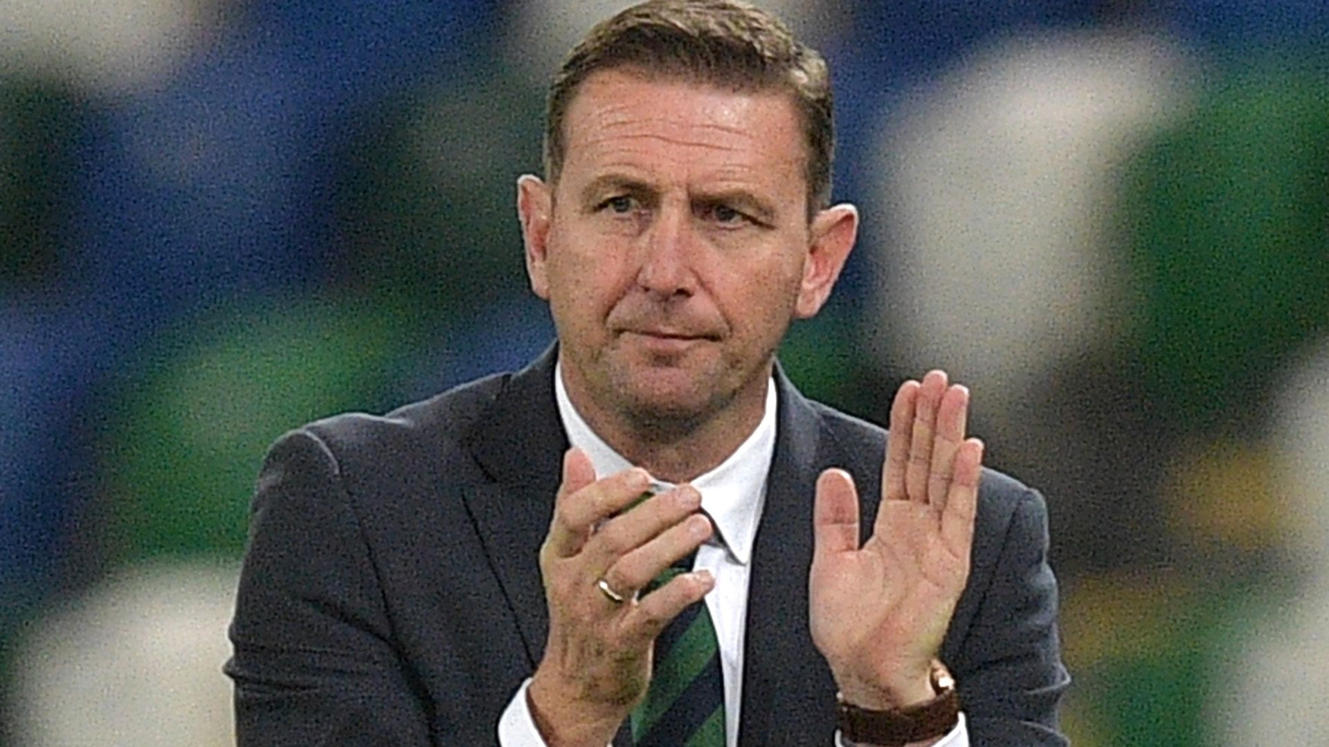 Northern Ireland handed tough WCQ group