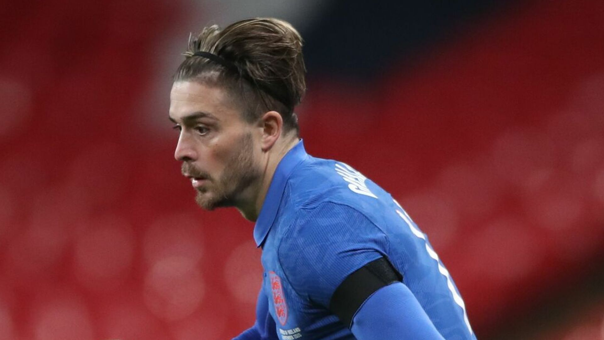 Grealish to make first competitive England start