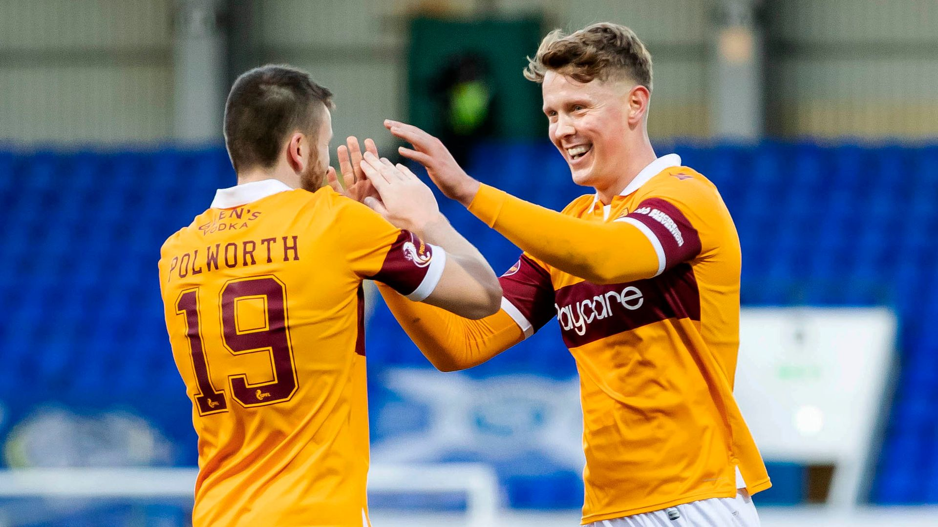 St Johnstone fight back for point against Motherwell