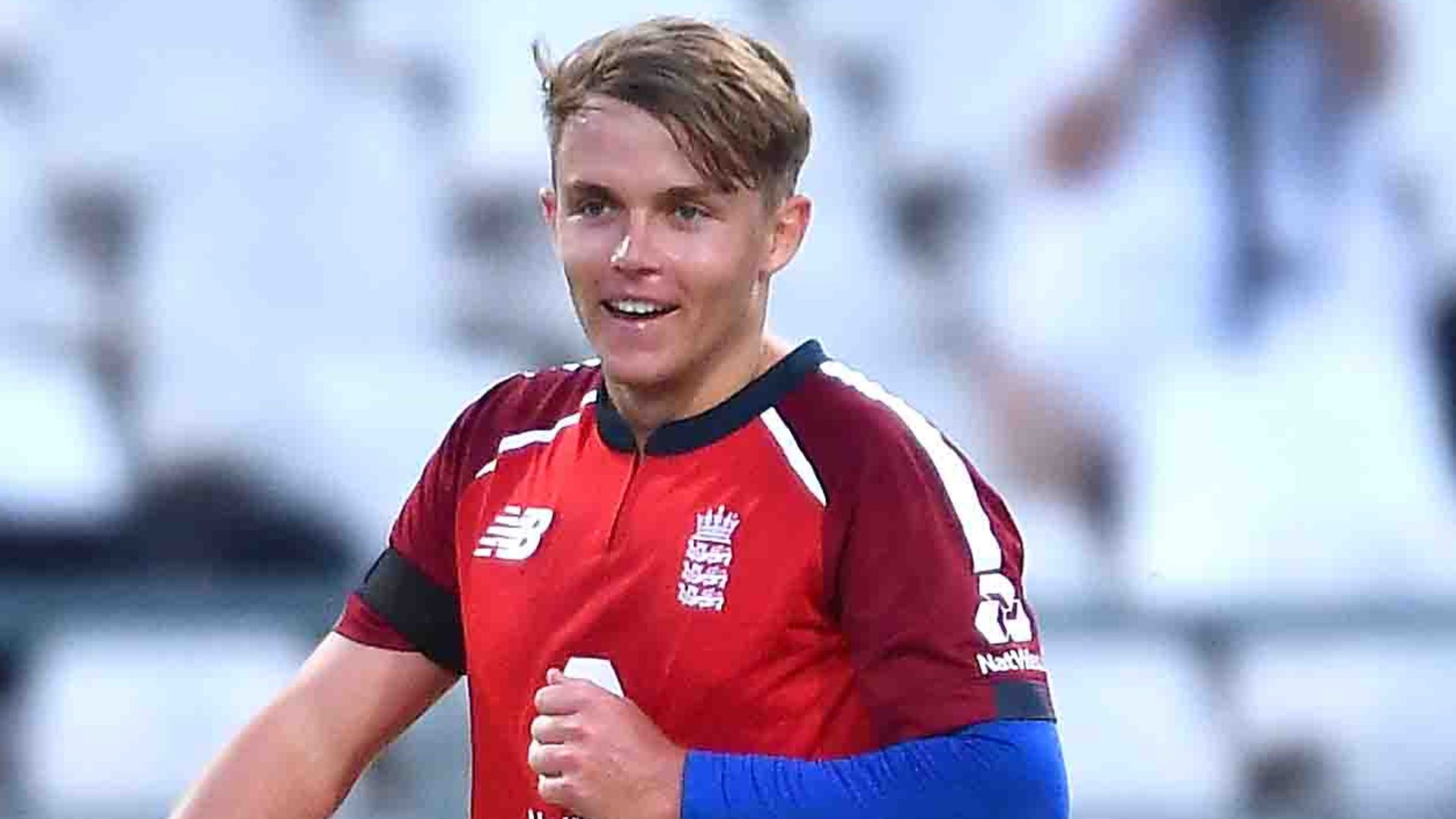 Sam Curran takes England chance yet again and says IPL has made him a better player