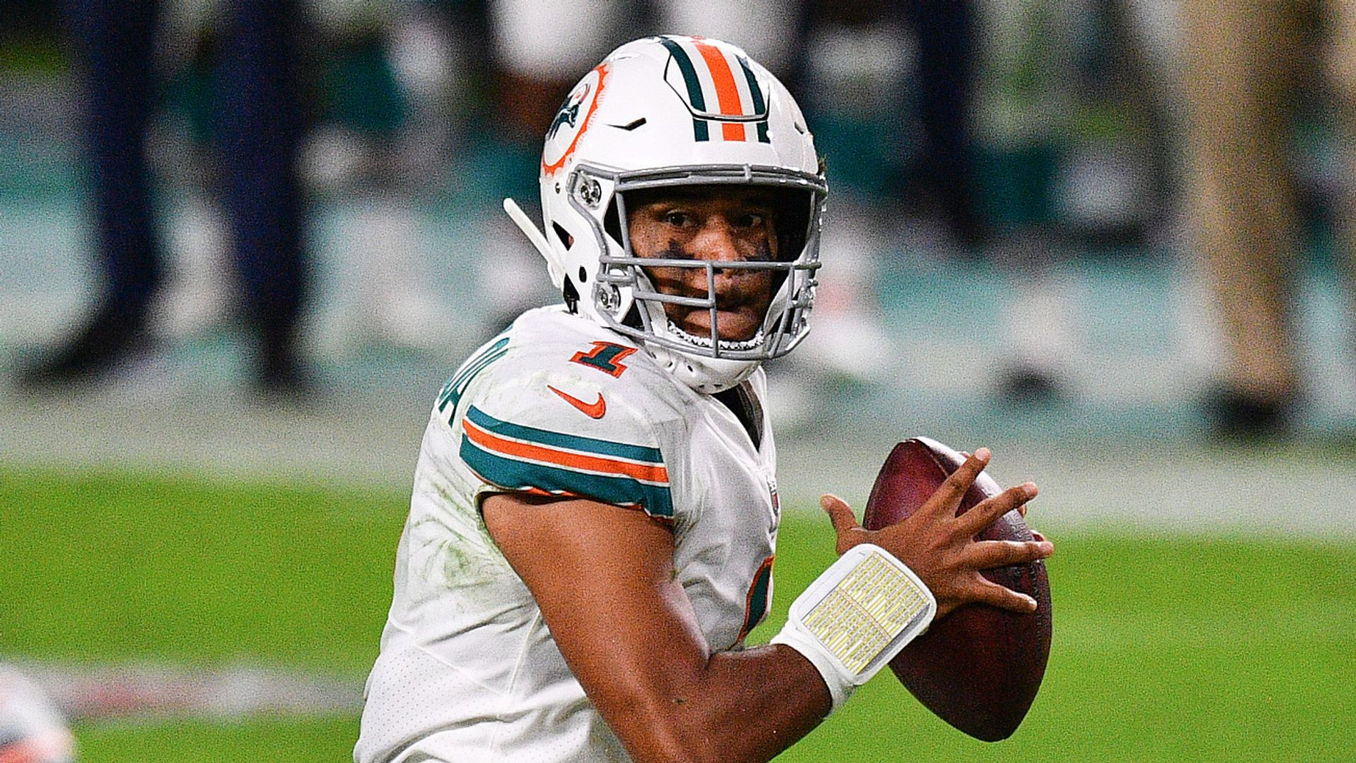 Tua's Dolphins continue charge: 12 things from NFL Sunday