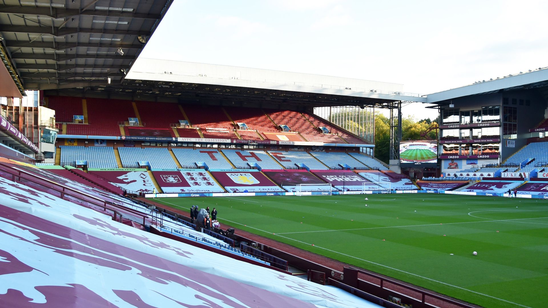Villa fans top list of hate crimes reports