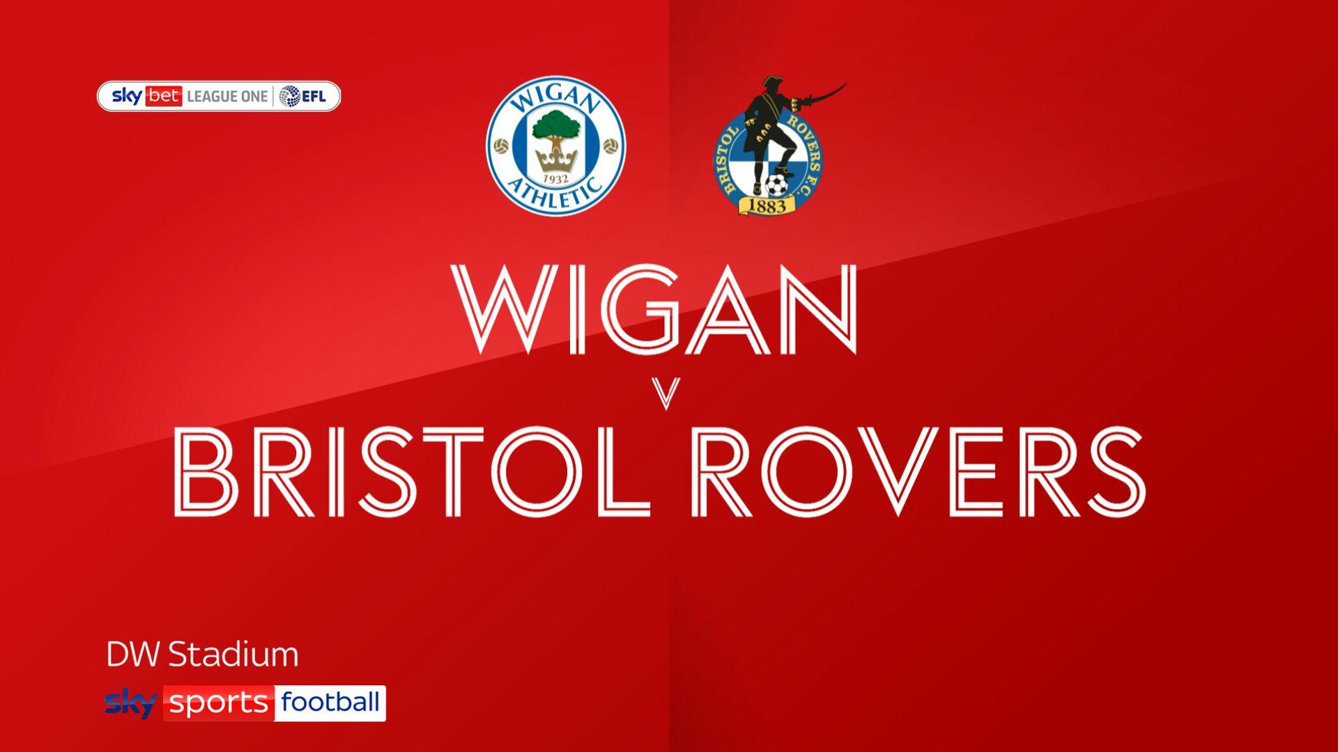 Wigan's winless run continues