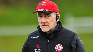 Mickey Harte was not out of management for long