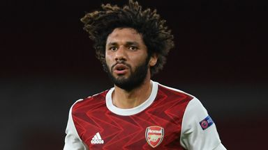 Mohamed Elneny has impressed at Arsenal since returning from his loan spell with Besiktas last season