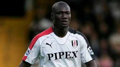 Papa Bouba Diop played for Fulham between 2004 and 2007