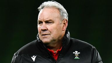Under-fire Wales head coach Wayne Pivac knows his side must perform well in the 2021 Six Nations