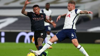Toby Alderweireld faces a spell on the sidelines