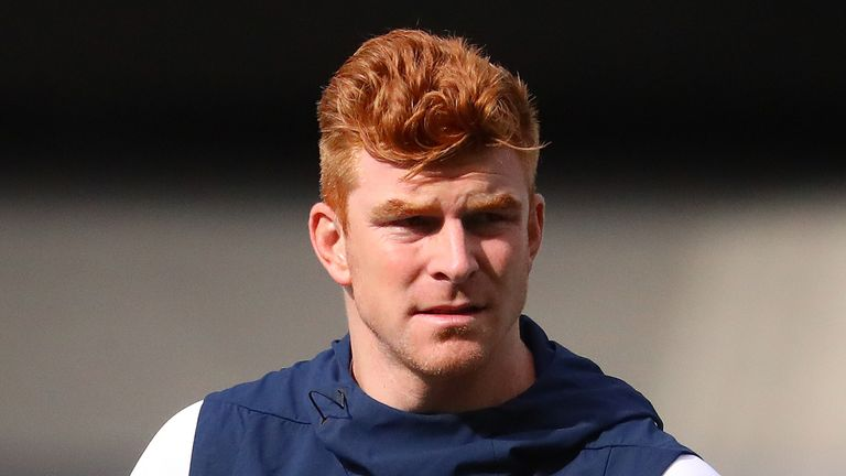 Dallas Cowboys quarterback Andy Dalton is back with the team after suffering from concussion and coronavirus
