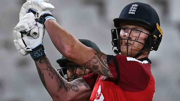 ​​​Jonny Bairstow smashes 86 not out from 48 balls as England win first T20 against South Africa | Cricket News