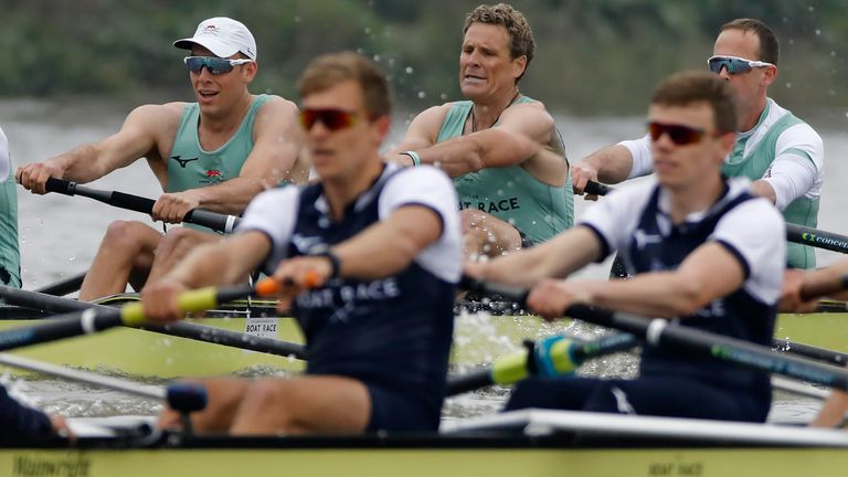 Boat Race: 2021 edition moves from River Thames to Ely in Cambridgeshire | News News