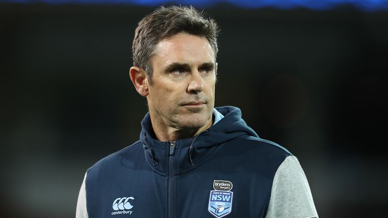 New South Wales head coach Brad Fittler has given his backing to Nathan Cleary