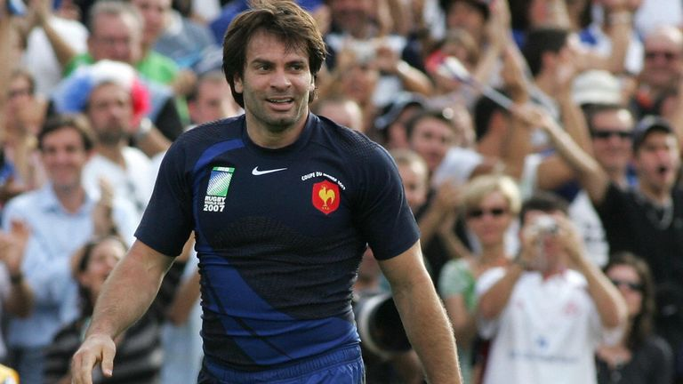 Christophe Dominici scored 25 tries in 67 Tests for France