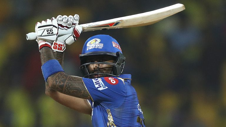 Suryakumar Yadav has lit up the IPL with the Mumbai Indians in the last few seasons