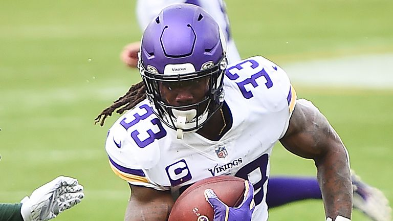 Dalvin Cook has inspired the Vikings to back-to-back wins heading into their Monday game against the Bears