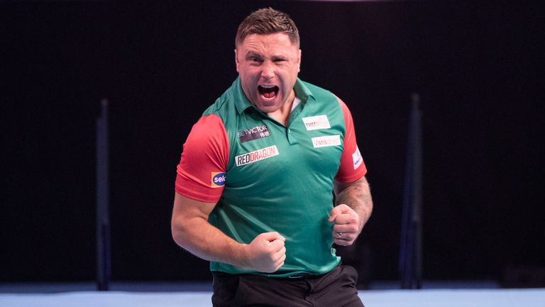 Gerwyn Price is chasing Wales's first World Cup title with Jonny Clayton