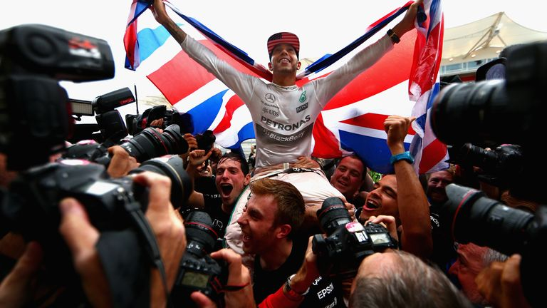 Lewis Hamilton: The incredible F1 journey to seven titles and history