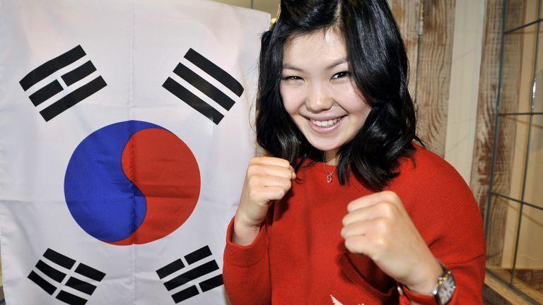 Hyun-Mi Choi is an unbeaten world champion
