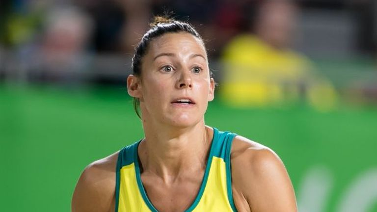 Madi Browne is swapping Suncorp Super Netball for the Vitality Netball Superleague in 2021