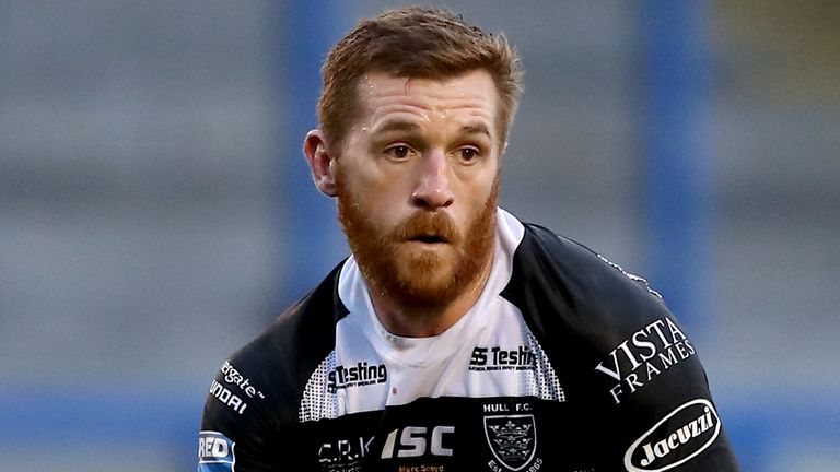 Marc Sneyd is set to partner Reynolds in the halves for Hull in 2021
